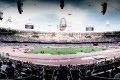 London Olympic Stadium Panoramic