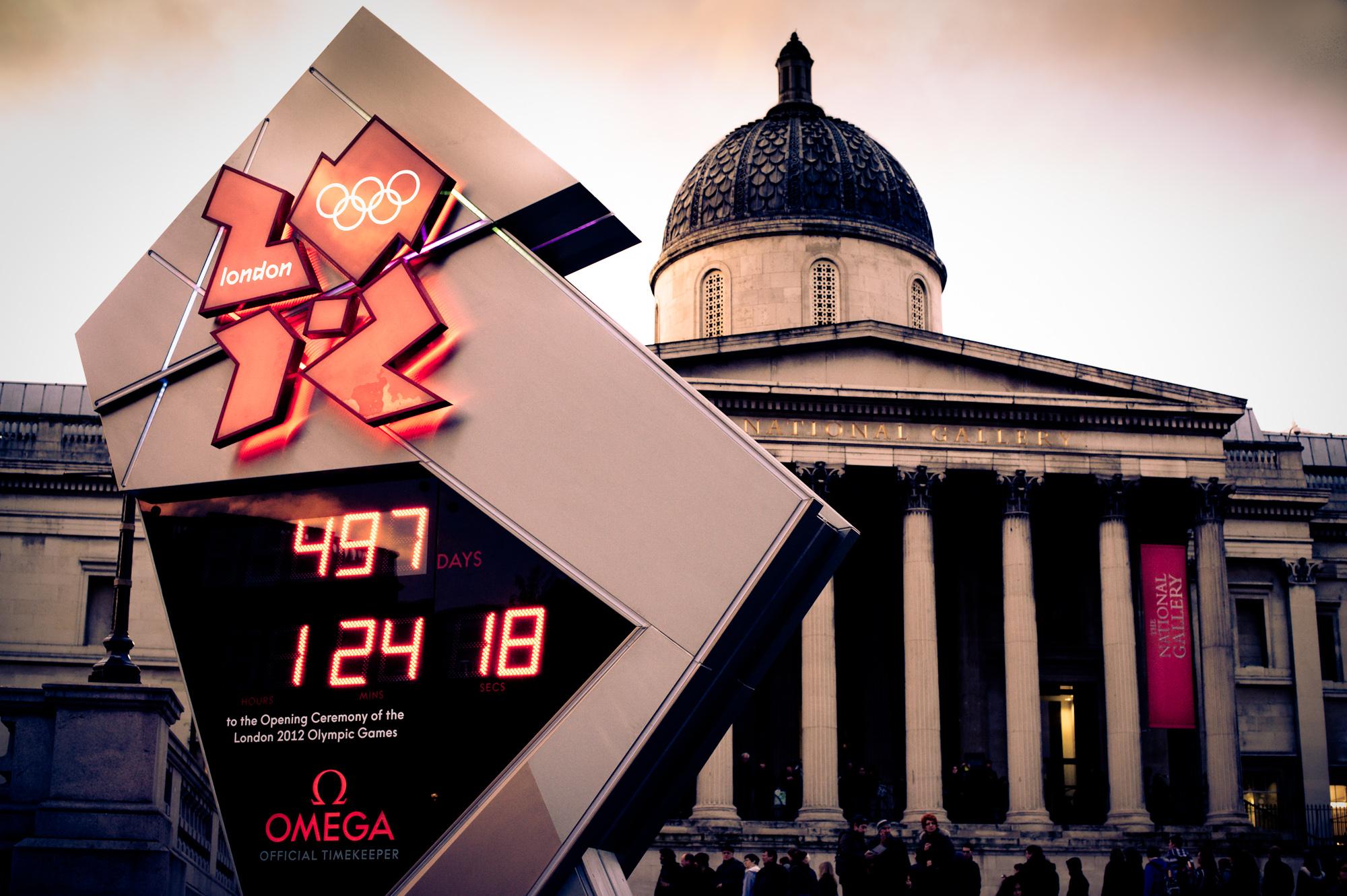 London\'s Countdown